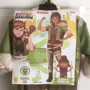 Marvel Squirrel Girl Deluxe Costume